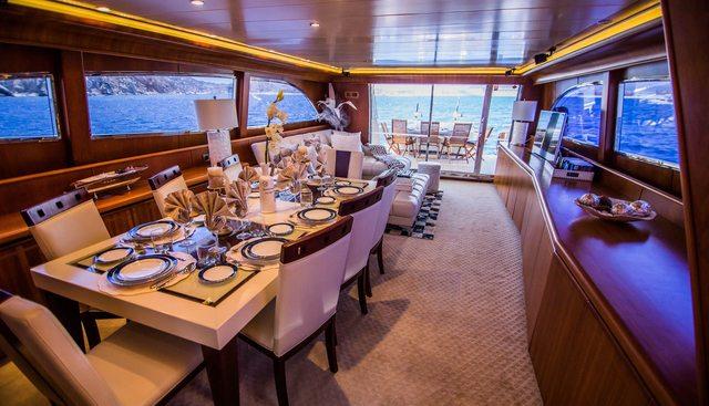Catari Charter Yacht - 6
