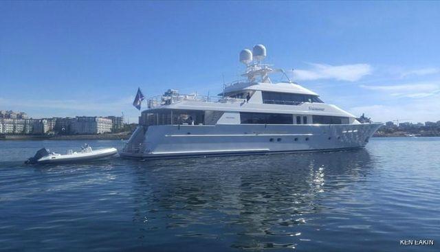 Harmony Charter Yacht