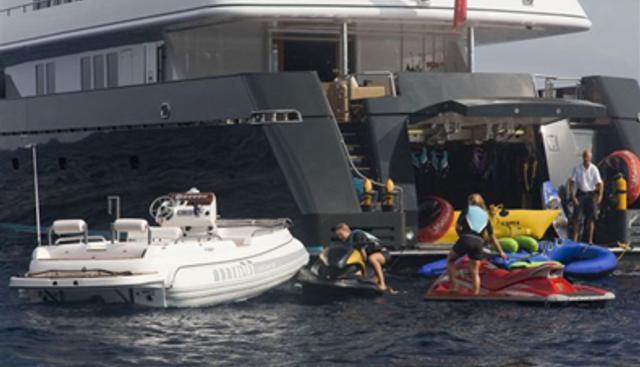 Cyan Charter Yacht - 6