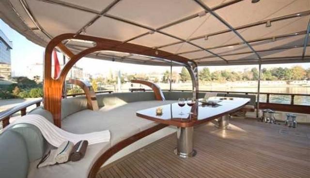 Zelda Charter Yacht - 5