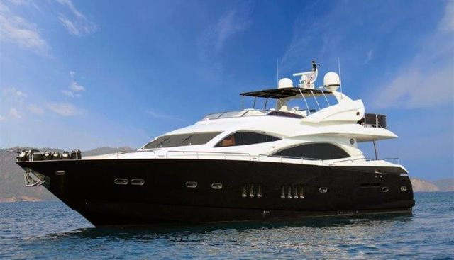 Leading Fearlessly Charter Yacht