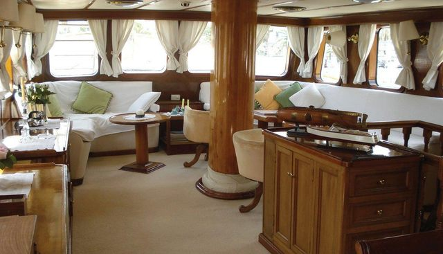 Southern Cross Charter Yacht - 7