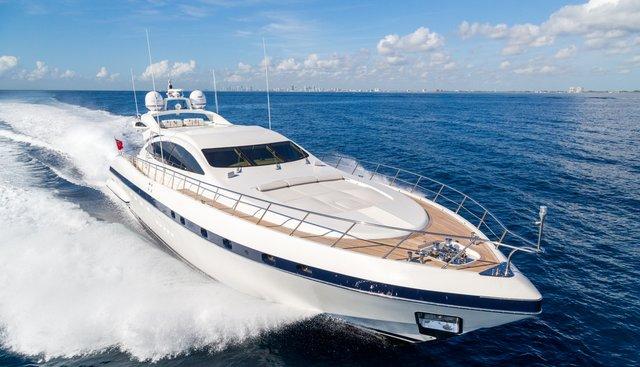 Kampai Charter Yacht