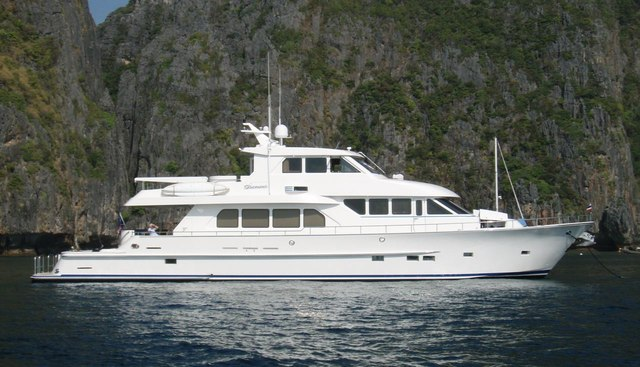 Going Coastal Charter Yacht - 2