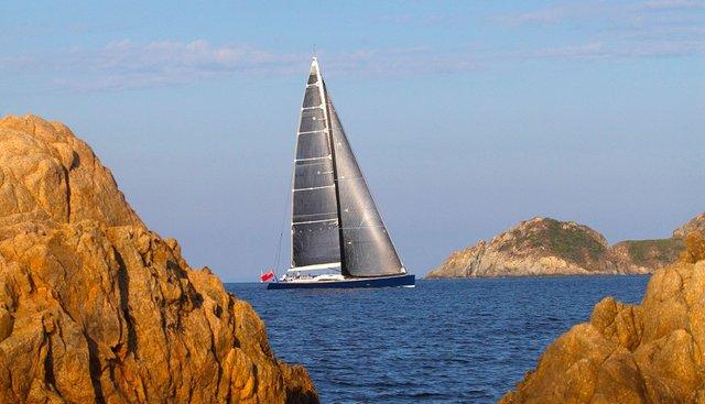 Magic Blue Charter Yacht