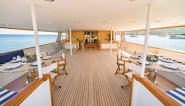 Wind of Fortune Charter Yacht - 4