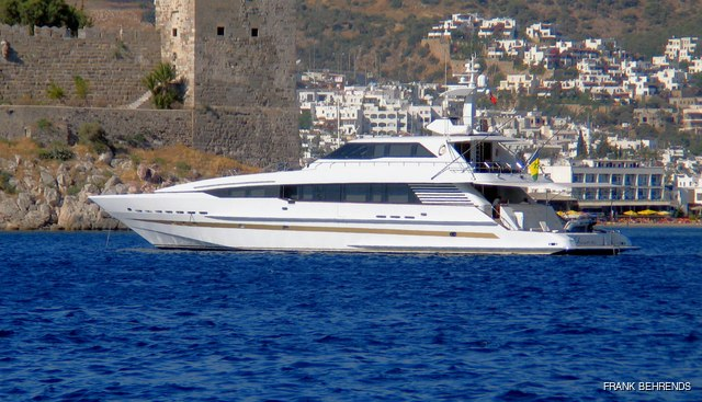 Obsessions Charter Yacht