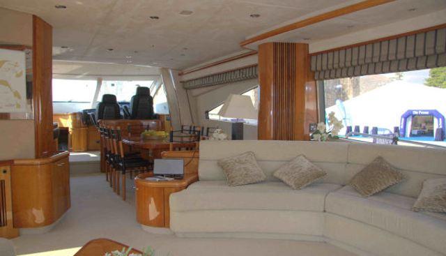 Lucky Bear Charter Yacht - 2
