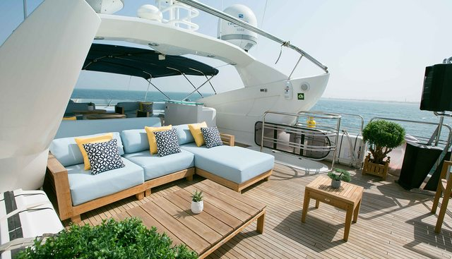 Notorious Charter Yacht - 2