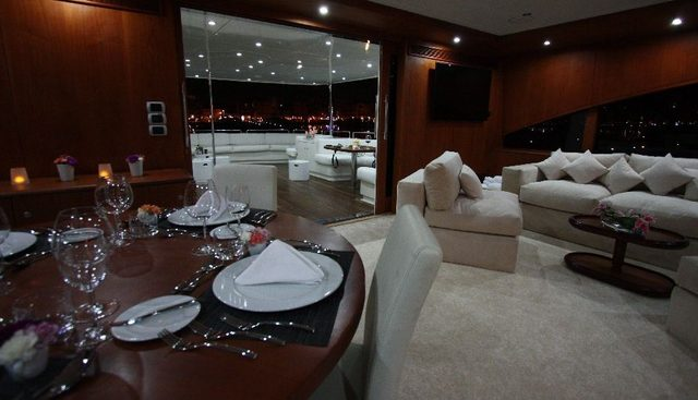 Seven Spices Charter Yacht - 8
