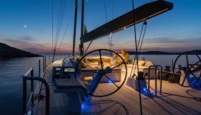 GIGI OF LYMINGTON Charter Yacht - 3
