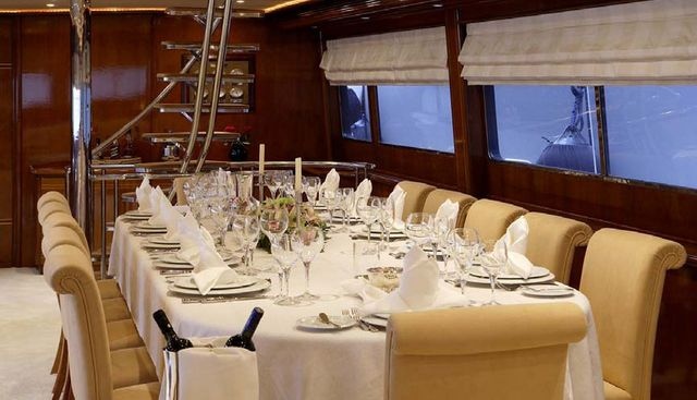 (SWJ) 131' Custom MY 40M 2008 Charter Yacht - 4