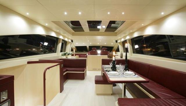 Mister Jingles Charter Yacht - 5