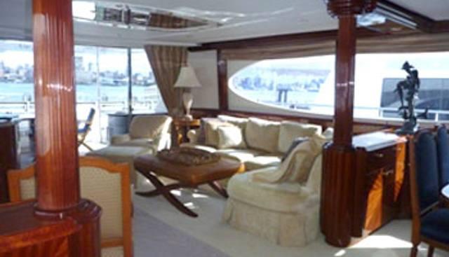 Kemosabe Charter Yacht - 3