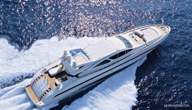 Dream Tim II Charter Yacht - 2