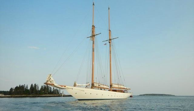 Naema Charter Yacht