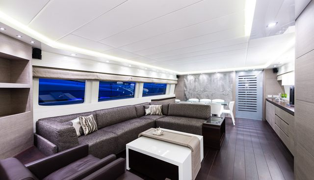 Efficient Propulsion Charter Yacht - 4