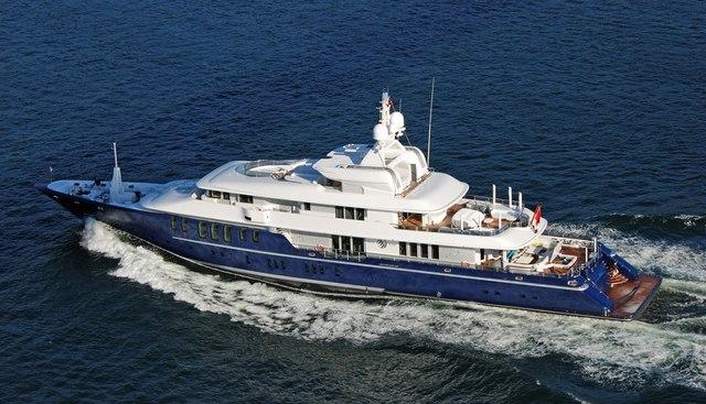 Triple Seven Charter Yacht