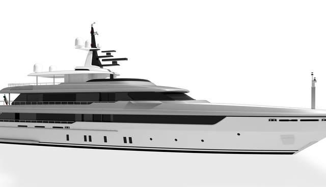 Codecasa F78 Charter Yacht