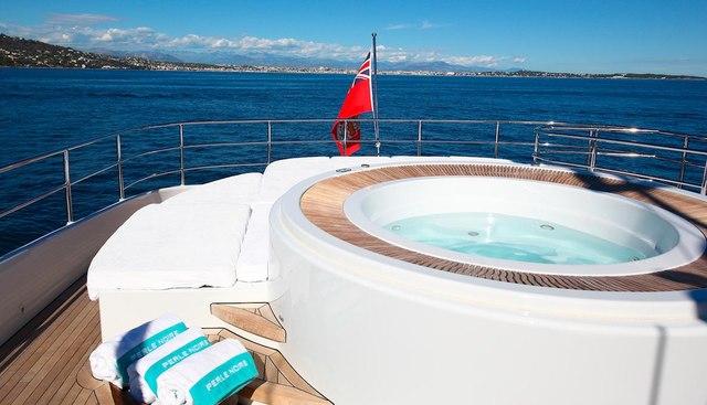 Perle Noire Charter Yacht - 2
