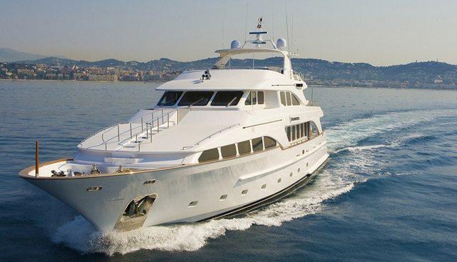 Inouis Charter Yacht
