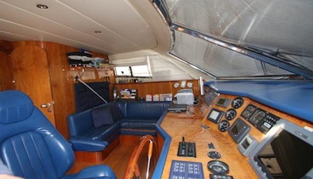 First Episode Charter Yacht - 2