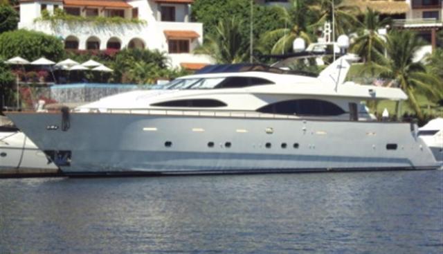 Gari' Charter Yacht