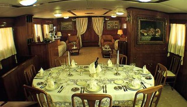 Eliki Charter Yacht - 8