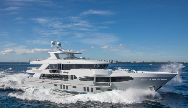Serenity Charter Yacht - 2