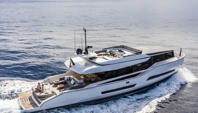 Mini K Charter Yacht