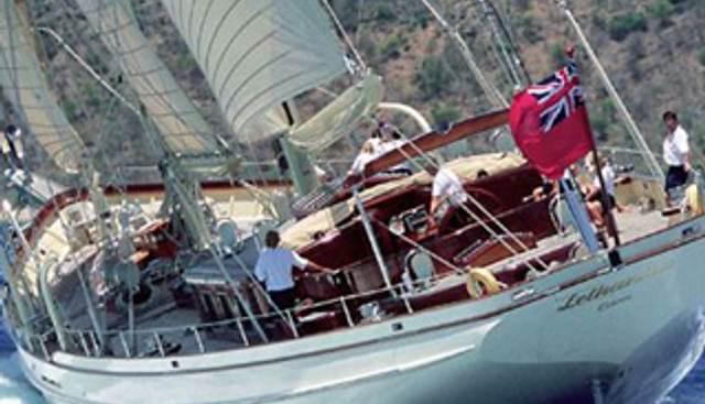 Lethantia Charter Yacht - 4