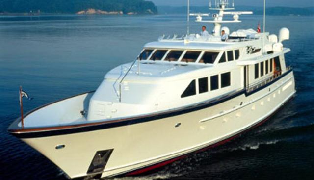 Lady Catee Charter Yacht - 2