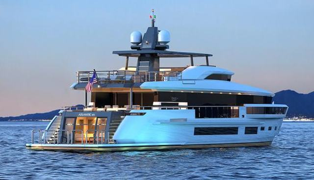 Dopamine Charter Yacht