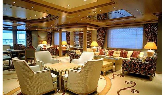 Constellation Charter Yacht - 4