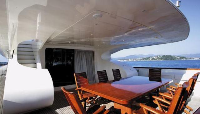 Tumberry Charter Yacht - 3