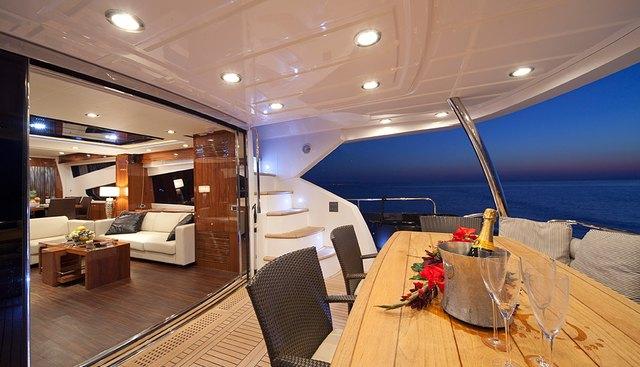 Black Mamba Charter Yacht - 5