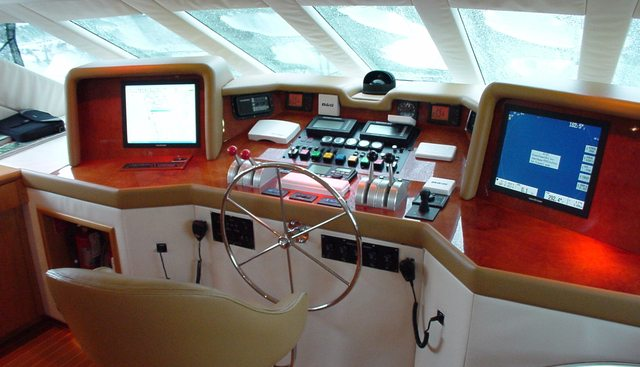 Daydream IV Charter Yacht - 2