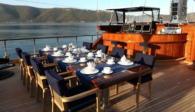 Clear Eyes Charter Yacht - 6