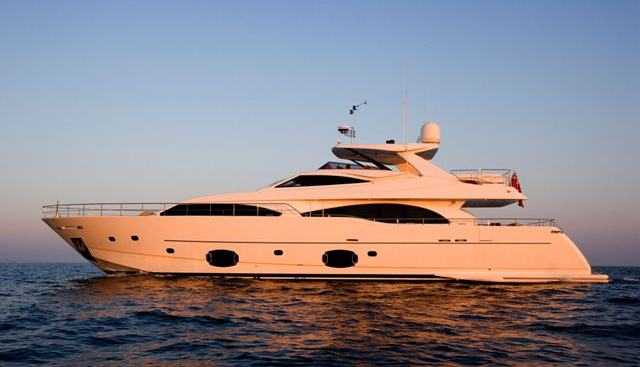 Perpetual Charter Yacht