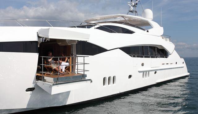 Evil Zana II Charter Yacht - 5
