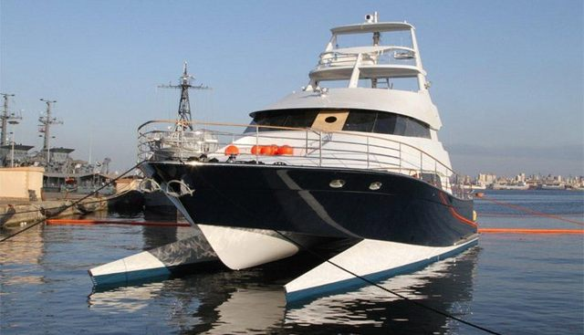 Tatami Charter Yacht
