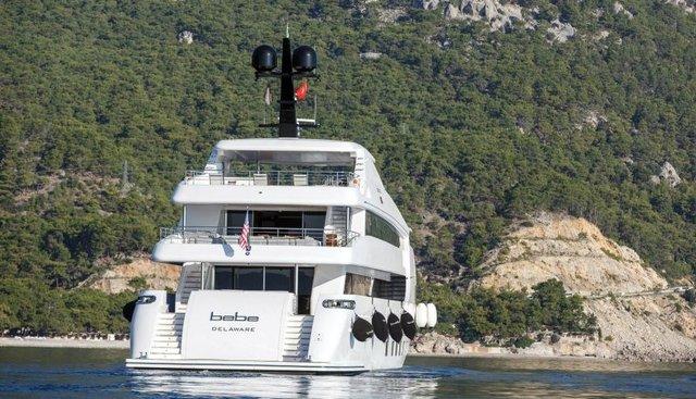 Bebe Charter Yacht - 5