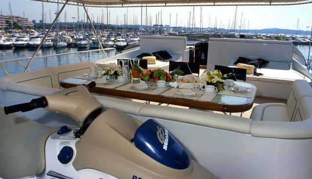 Sea Wish Charter Yacht - 2