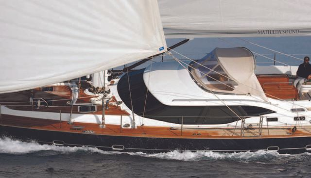 Mathilda Sound Charter Yacht - 2