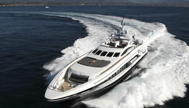 G Force Charter Yacht - 2