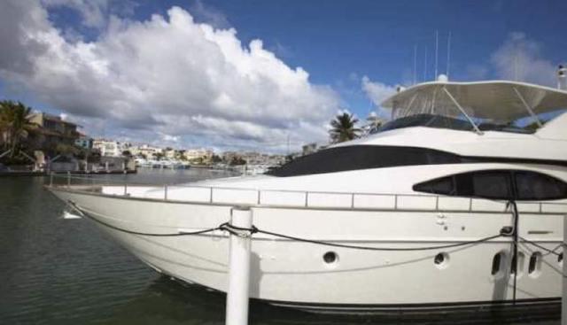 74 Azimut Solar Charter Yacht