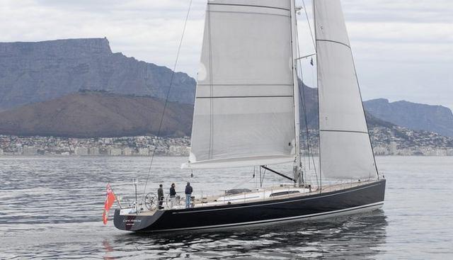 Cape Arrow Charter Yacht