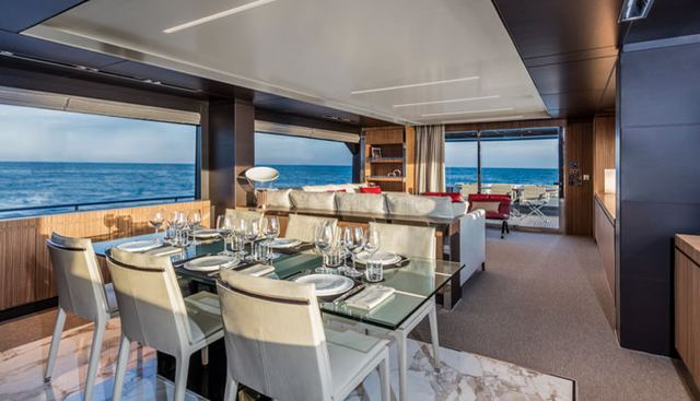 GRY Charter Yacht - 5