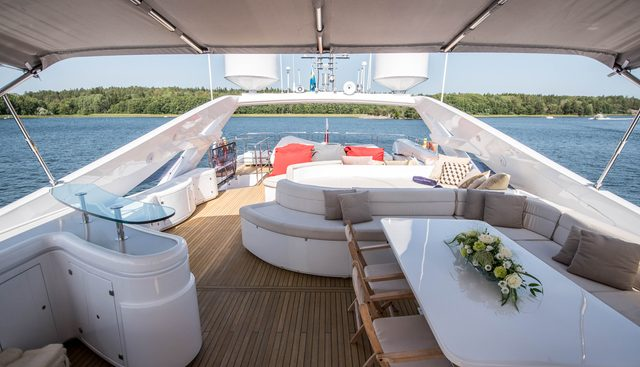 Queen of Sheba Charter Yacht - 4