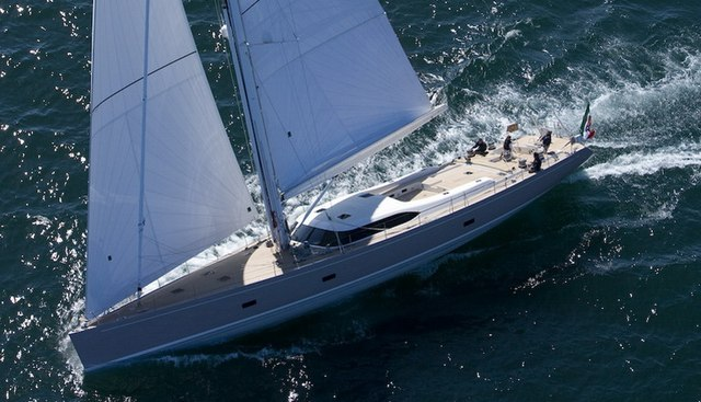 Acaia Four Charter Yacht